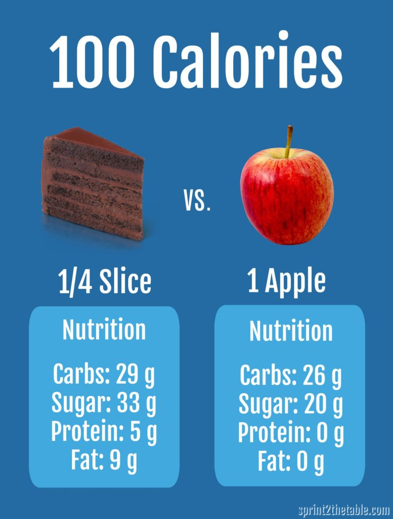Whole Foods Cake Calories