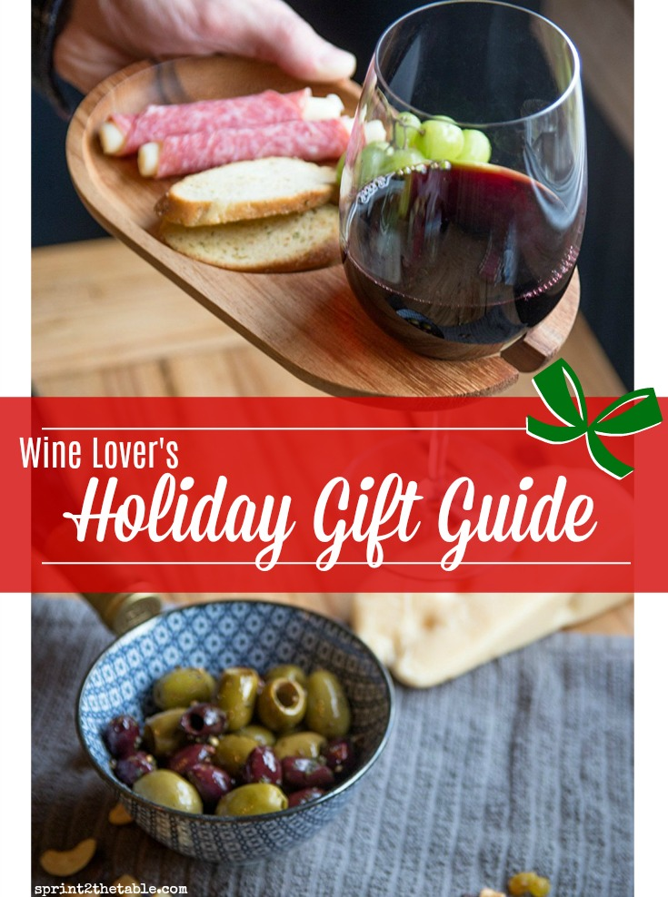 If you know a wine lover (and who doesn't), you need this gift guide. Its perfect for the one who has everything... and maybe for the one who ends up shopping for herself.