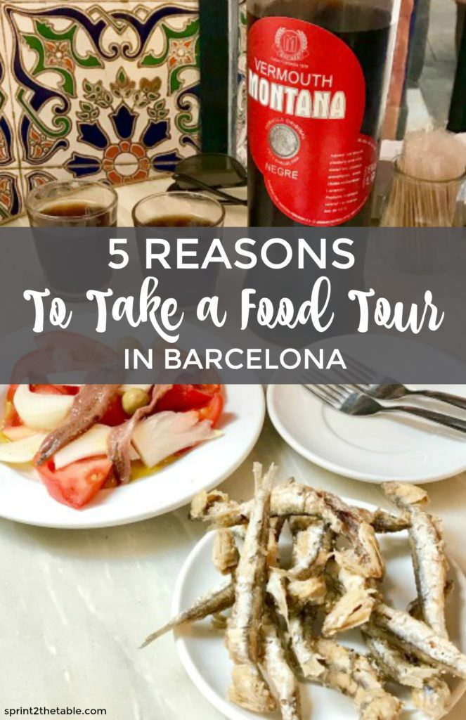 Whether you are a self-proclaimed foodie or just enjoy exploring other cultures, a food tour is a must-do in a new country. Here are 5 reasons to take a food tour in Barcelona.