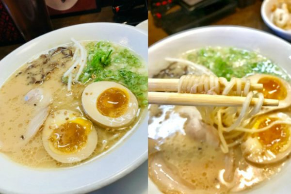 Perfect Ramen at Menya Ultra + WIAW